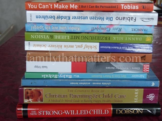 La manière dont je choisie mes livres d'éducation.