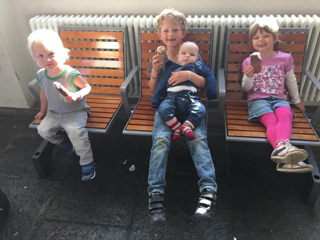 Reisen mit Kinder – wie man dabei Spass haben kann