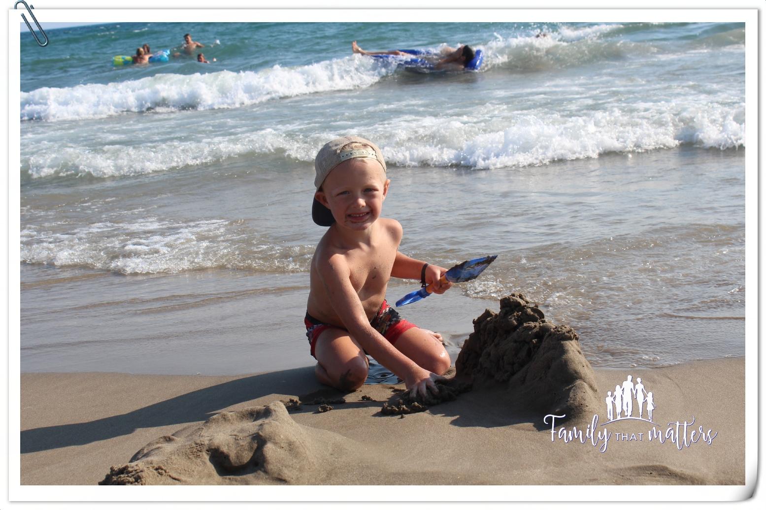 Vacances en famille – un bon moment pour passer en revue la vision et les valeurs familiales.