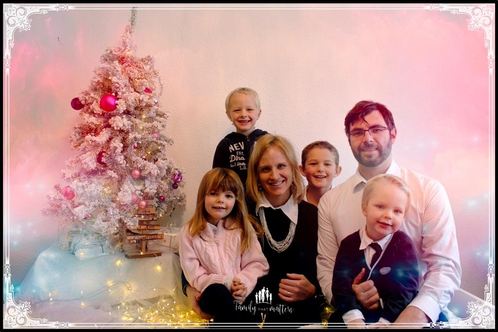 La razón por la que estoy agradecida en Navidad